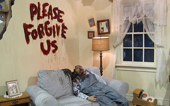 walking dead god forgive us1 - The Walking Dead TV Show Versus The Comic