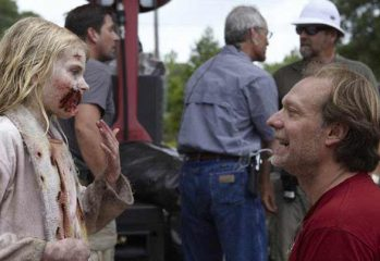 greg nicotero the walking dead 349x240 - Zombie Expert Greg Nicotero Promoted by AMC