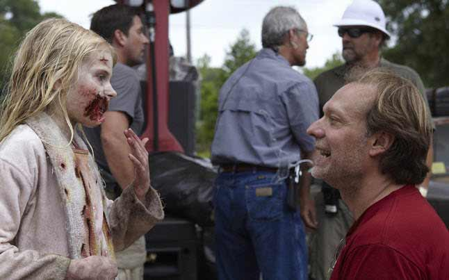 greg nicotero the walking dead - Zombie Expert Greg Nicotero Promoted by AMC