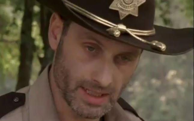 the walking dead trailer - Brutal New Walking Dead Trailer