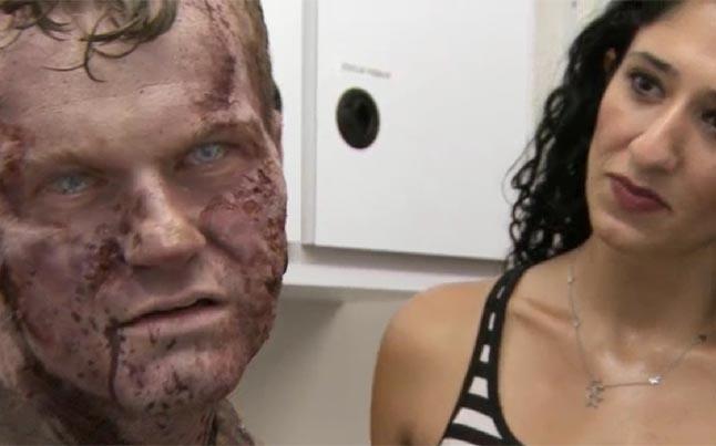 walking dead zombie eyes - New Zombie Eyes For Season 2 The Walking Dead