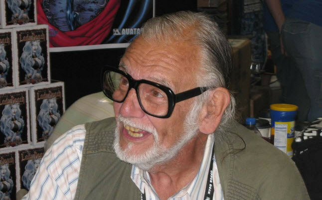 george romero - The Walking Dead And George Romero Don't Mix