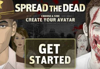 the walking dead facebook app 349x240 - Create Your Own Walking Dead Avatar Using Facebook