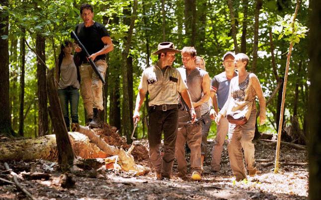 the walking dead season 2 premiere - The Walking Dead Premiere Smashes Records