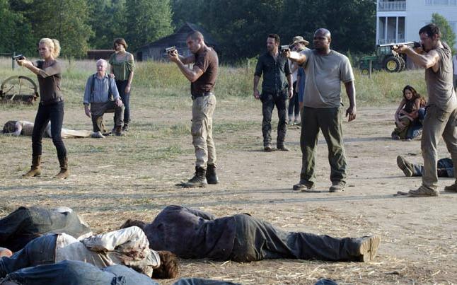 episode 7 firing line - Get Ready for The Walking Dead's Return!