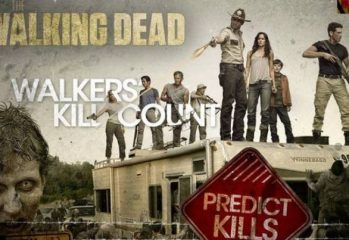 the walking dead phone app 349x240 - The Walking Dead Launching Kill Predictor Phone App