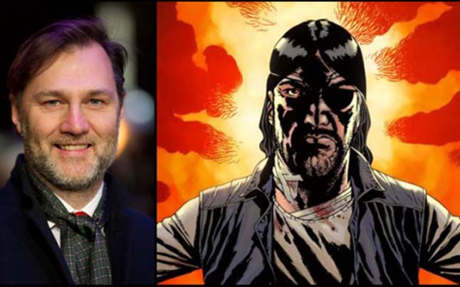 david morrissey the governor - David Morrissey Cast As 'The Governor' In Season 3