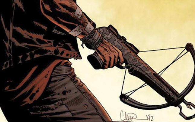 daryl dixon the walking dead comic - Is Daryl Dixon Coming to The Walking Dead Comic?