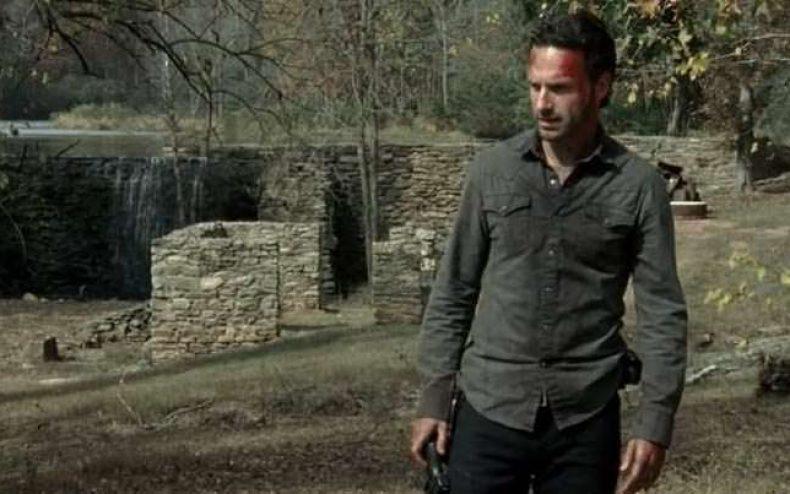 season finale rick grimes 790x494 - Season Finale Filming Locations From The Walking Dead