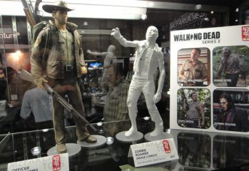 the walking dead figures 349x240 - Second Set Of The Walking Dead Figures Coming Soon