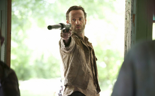 season 3 rick grimes - Rick Grimes In New Photo From Season 3