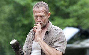Merle returns in Season 3