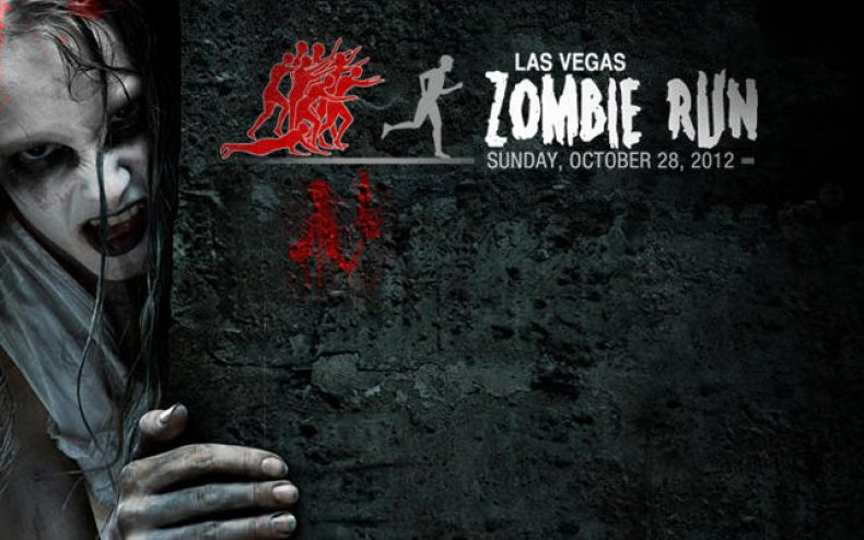 5K run through zombies