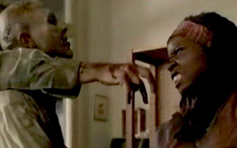 Michonne in season 3