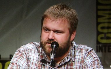 Robert Kirkman at Comic-Con