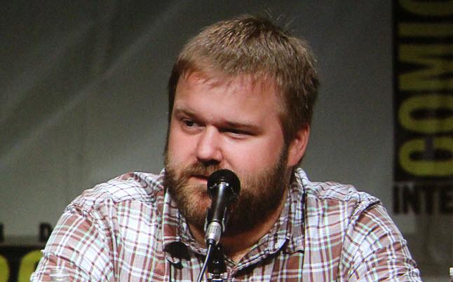 Robert Kirkman at Comic-Con