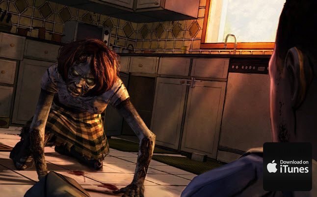the walking dead game ios - The Walking Dead: The Game - Now Available For iOS