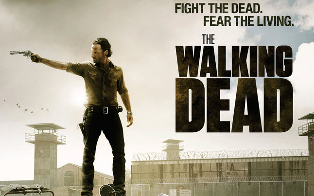 Watch The Walking Dead Marathon