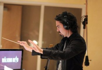 bear mccreary 349x240 - The Music of the Walking Dead