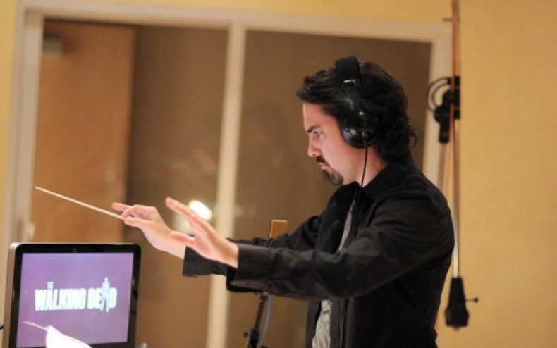bear mccreary 790x494 - The Music of the Walking Dead