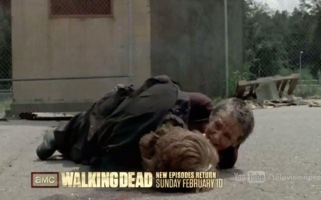 carol season 3 walking dead - New Walking Dead Promo - Well 5 Seconds At Least