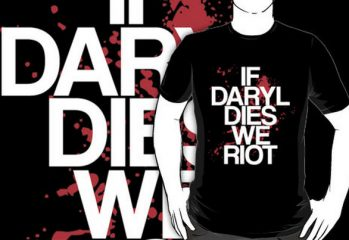 daryl dies we riot 349x240 - The Walking Dead And The Daryl Dixon Dilemma