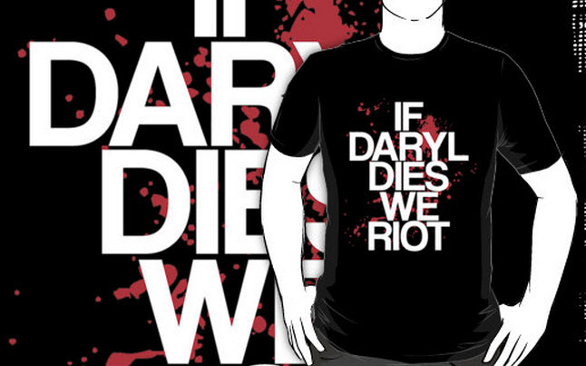 daryl dies we riot - The Walking Dead And The Daryl Dixon Dilemma