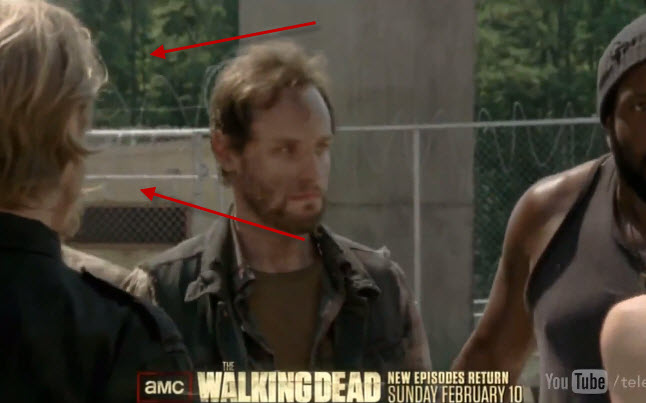 dead character walking dead - New Walking Dead Promo - Well 5 Seconds At Least