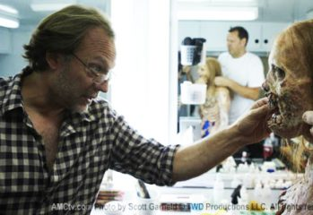 greg nicotero award 349x240 - Greg Nicotero: The Cannibal Hints at Terminus Were an Intentional Tease