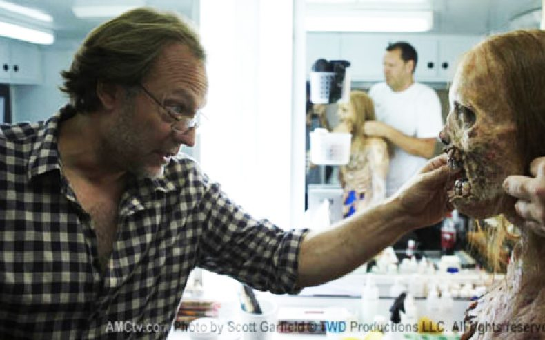 greg nicotero award 790x494 - Greg Nicotero: The Cannibal Hints at Terminus Were an Intentional Tease