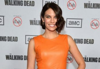lauren cohan birthday 349x240 - Lauren Cohan 'Maggie Greene' Turns 31 - Happy Birthday