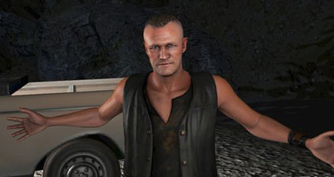 Merle Dixon Survival Instinct