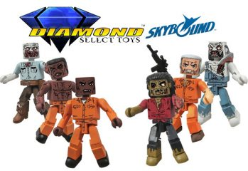 minimate series 3 349x240 - Minimate Prison Toy Series 3 For The Walking Dead