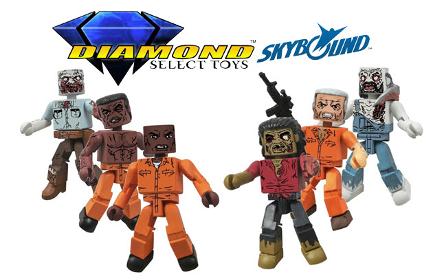 Minimate Prison Toys