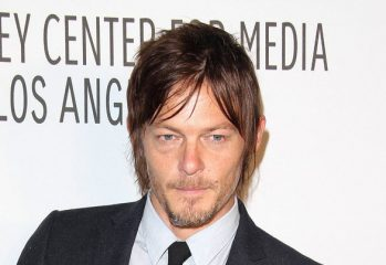 norman reedus 349x240 - Norman Reedus 'Daryl Dixon' Turns 44 - Happy Birthday
