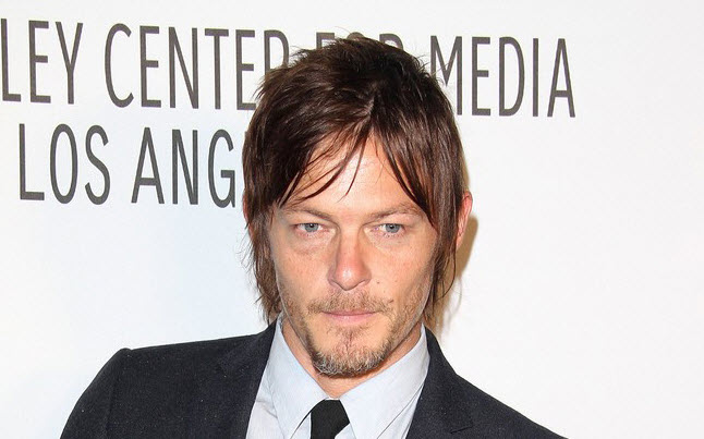 norman reedus - Norman Reedus 'Daryl Dixon' Turns 44 - Happy Birthday