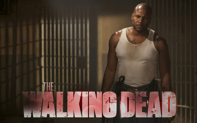"""oscar - Interview With Vincent M. Ward Aka """"Oscar"""" From The Walking Dead"""
