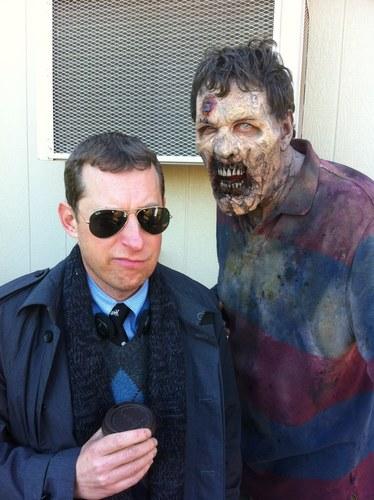 scott gimple - Scott Gimple Becomes New Walking Dead Showrunner For Season 4