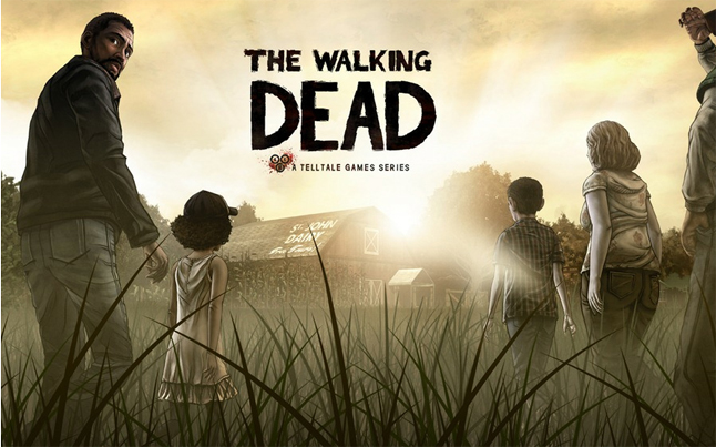 The Walking Dead Games