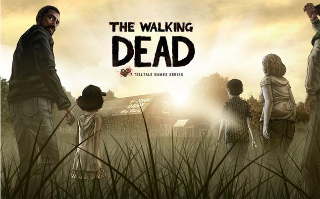 the walking dead game farm - The Walking Dead Games