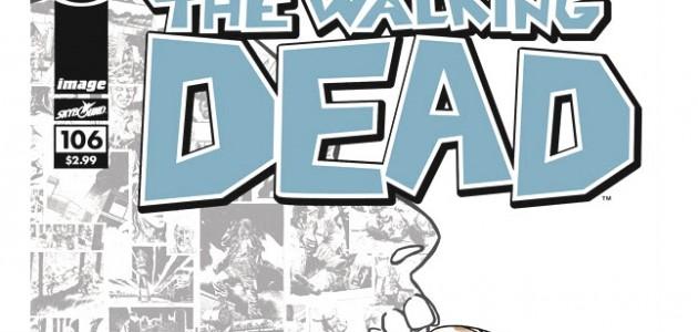 The Walking Dead Comic #106