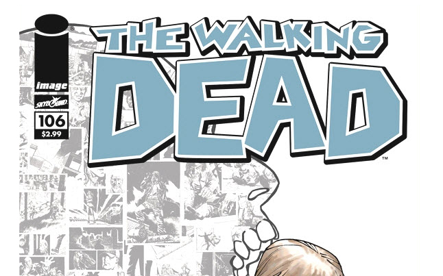 The Walking Dead Comic #106