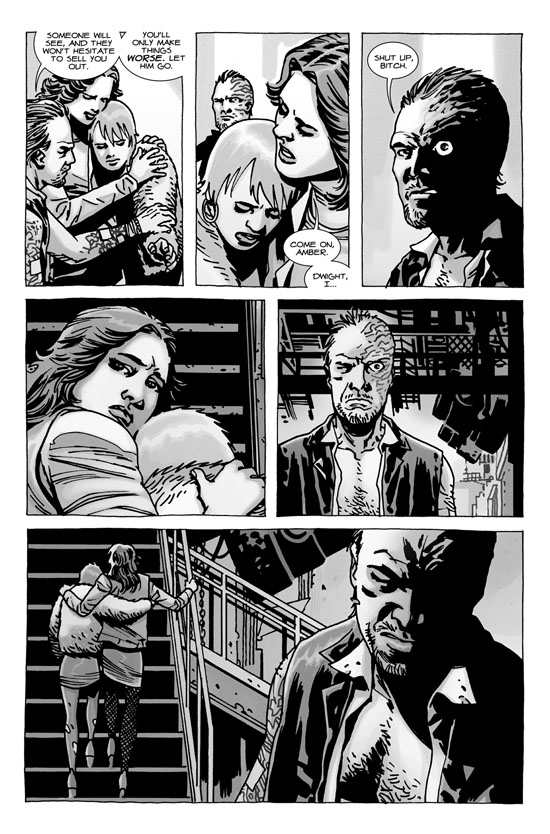 walking dead 106 page2 - Walking Dead #106 Comic Preview Featuring A Special Cover Variant