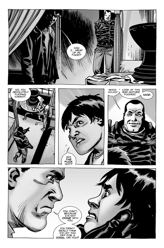 walking dead comic page3 - Walking Dead #106 Comic Preview Featuring A Special Cover Variant