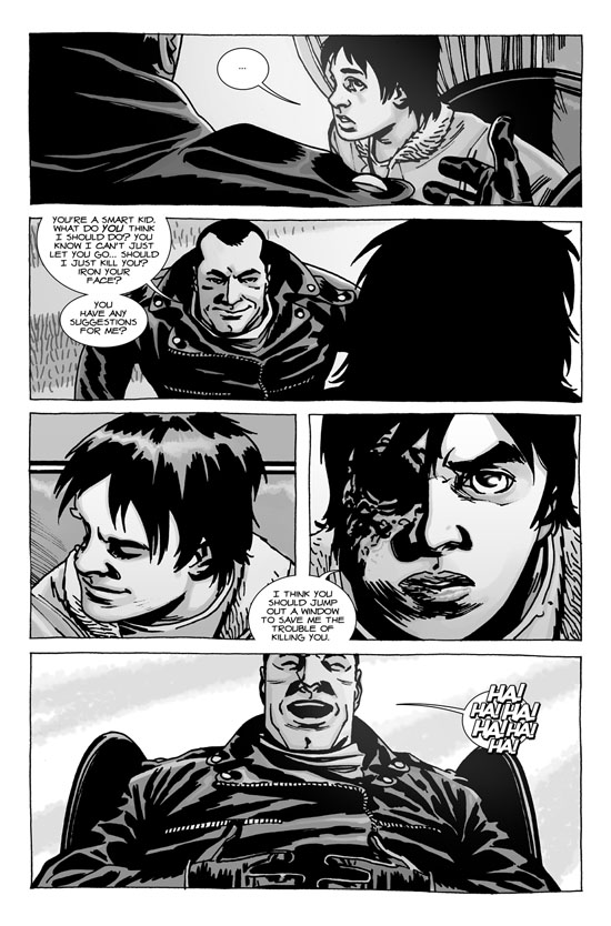 walking dead comic page4 - Walking Dead #106 Comic Preview Featuring A Special Cover Variant