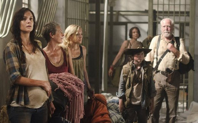 walking dead ratings1 - Walking Dead TV Ratings Continue On Killing