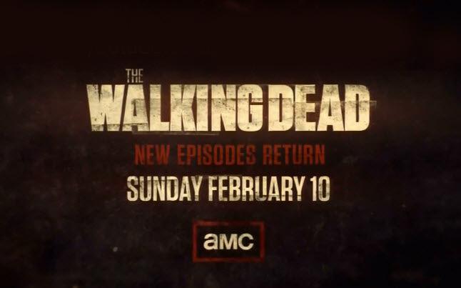 walking dead season 3 february - New Walking Dead Promo - Well 5 Seconds At Least