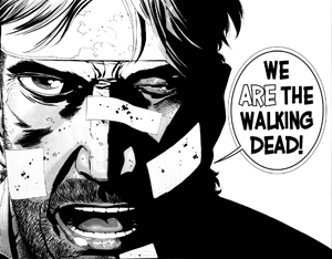 dr jenner comic - Notable Differences Between The Walking Dead Comic Book and TV Show