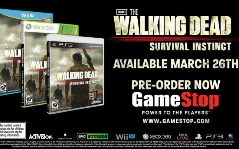 survival instinct preorder 790x494 - Survival Instinct Pre-order Bonus and New Trailer Released