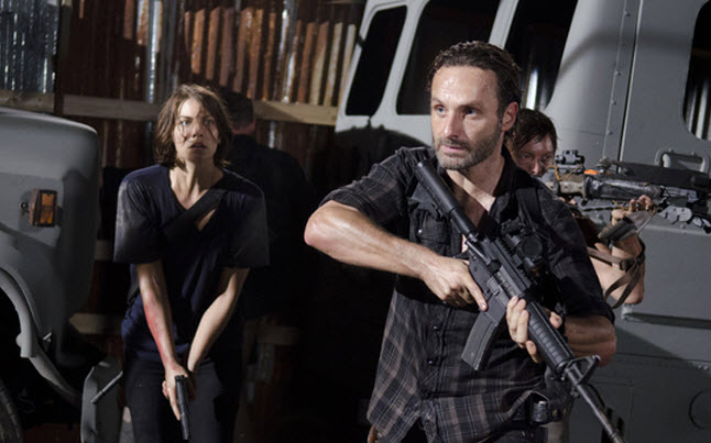 the suicide king records - The Walking Dead Smashes Ratings Records, Again!